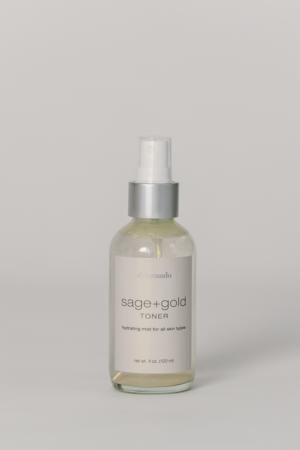 Sage + Gold Toner