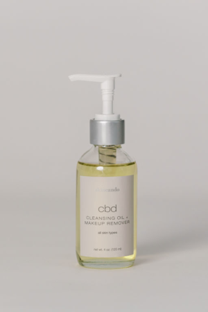 CBD cleansing oil