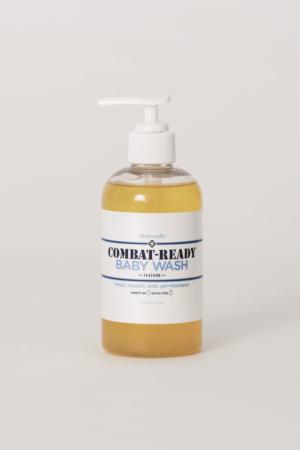 Combat-Ready Baby Wash
