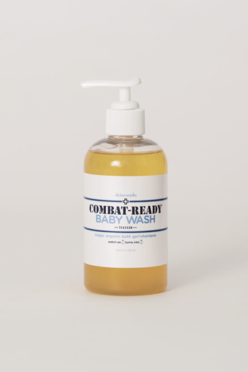 Combat-Ready Baby Wash