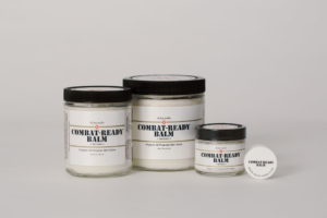 whole range of combat-ready balm