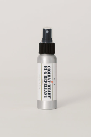 Combat-Ready Bug Repellant