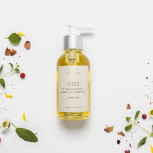 CBD Cleansing Oil + Makeup Remover