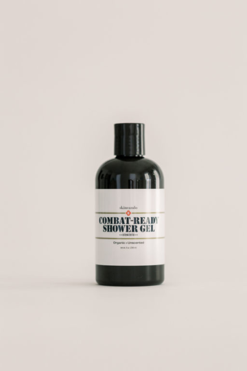 Combat-Ready Unscented Shower Gel