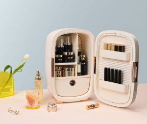 Beauty 12 Liter Mini Skincare Fridge
