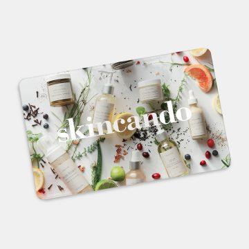 Skincando Gift Card
